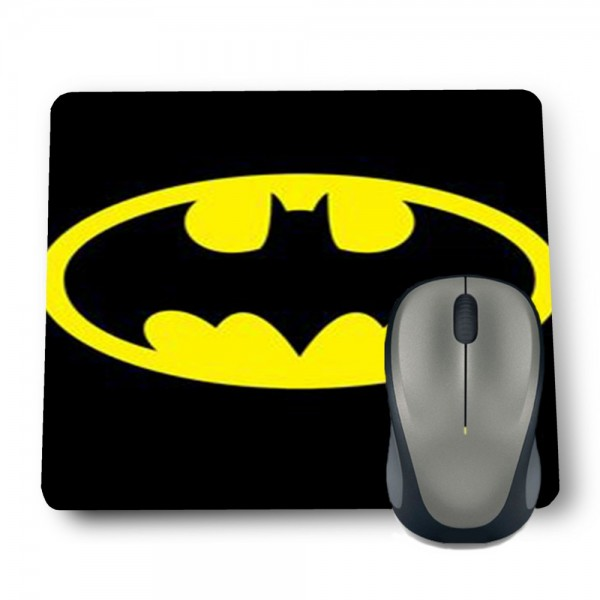 BATMAN LOGO MOUSE PAD
