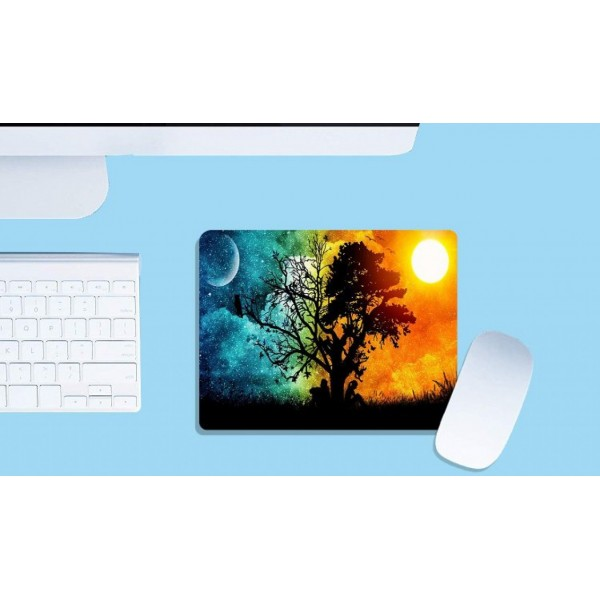 DAY & NIGHT MOUSE PAD