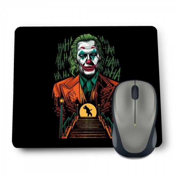 GREEN JOKER MOUSE PAD