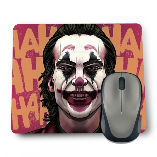 JOKER FACE MOUSE PAD