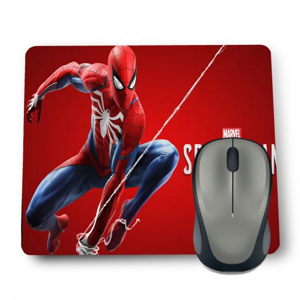 SPIDERMAN MOUSE PAD