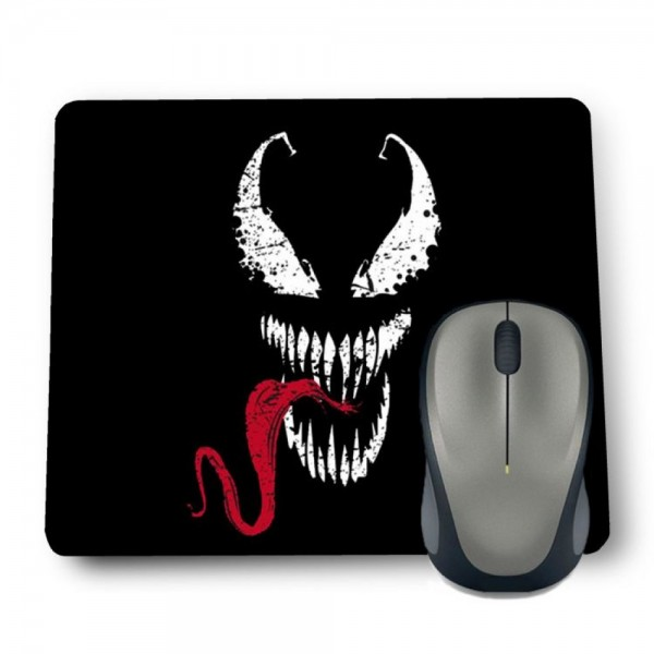 VENOM SPIDERMAN FACE MOUSE PAD