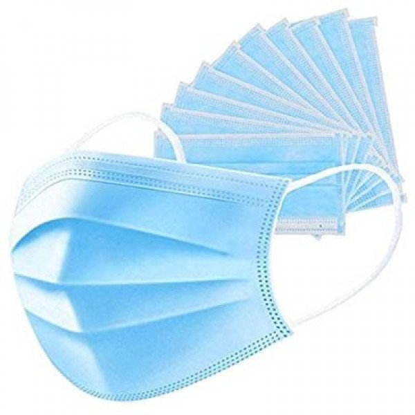 3 Ply Meltblown Disposable Surgical face Mask with...