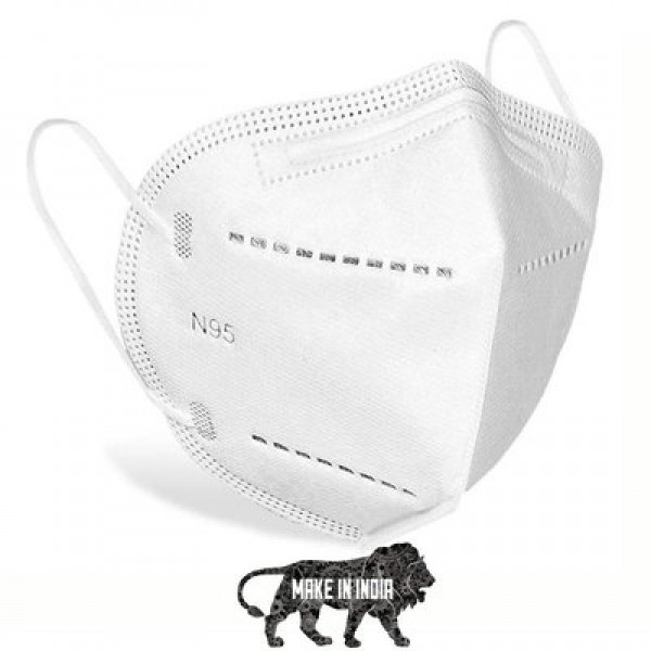 N95 Reusable Mask Anti Air Pollution Face Mask Wit...