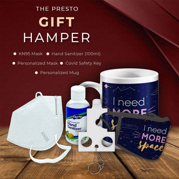 Customised Wellness Gift Hamper
