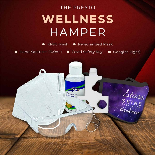 Wellness Hamper for All Occasions