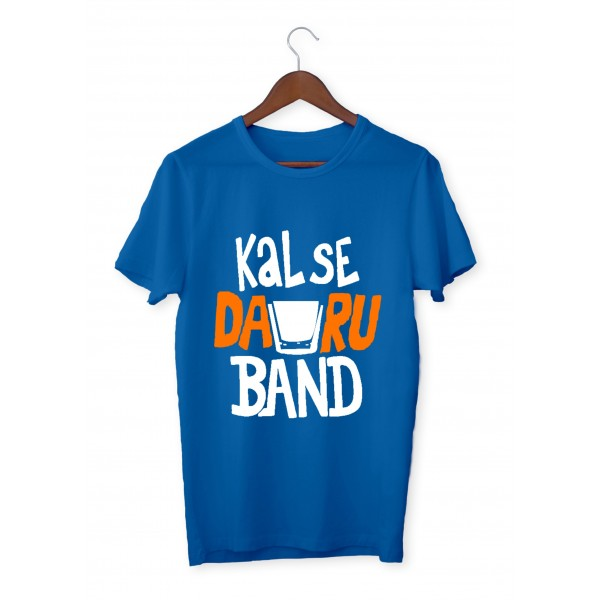 Kal Se Daru Band T-Shirt